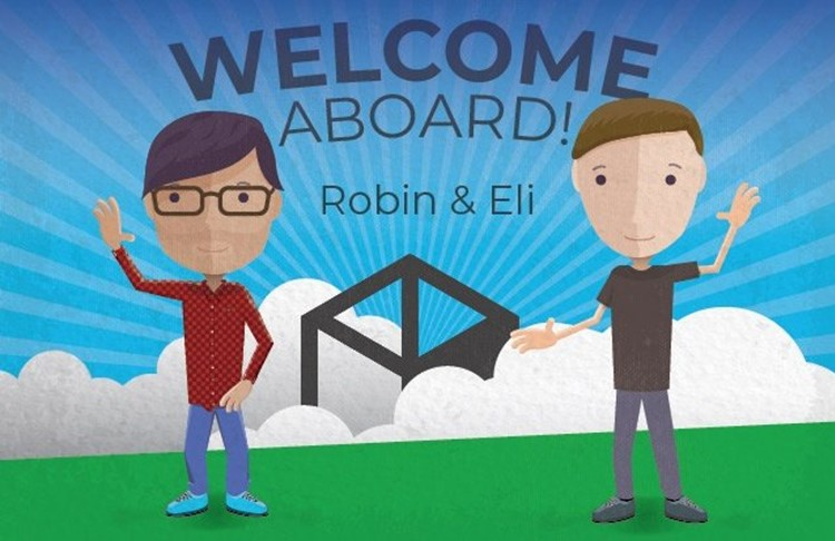 Welcome To Eli  & Robin