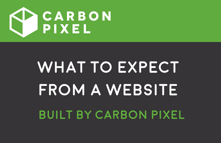 What To Expect From A Carbon Pixel Website