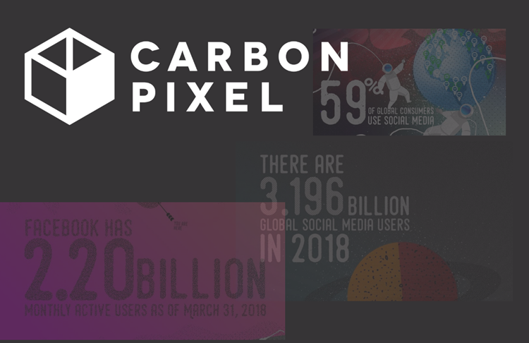 Carbon Social Media Infographic