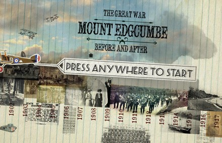 WW1 Interactive design Plymouth