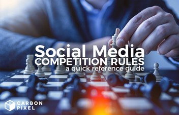 Social Media Competition Rules - a quick reference guide