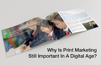 Why Is Print Marketing Still Important In A Digital Age?