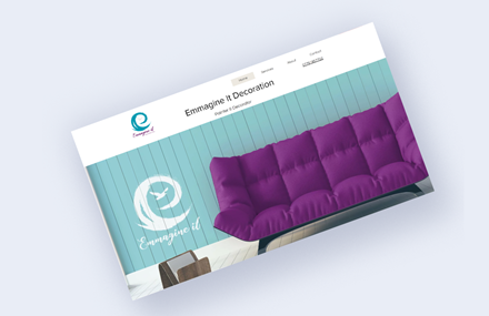 Emmagine It WIX Website